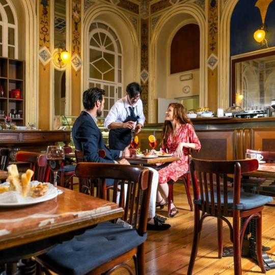 Caffè delle Terme Grand Hotel