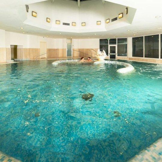 Grand Hotel Nuove Terme di Acqui SPA con piscina termale