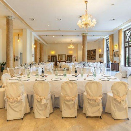 Grand Hotel Nuove Terme Ristorante Le Colonne