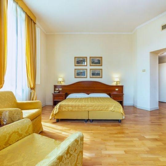 Grand Hotel Nuove Terme Camera Junior Suite