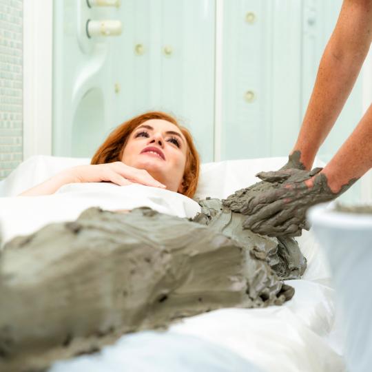 Grand Hotel Nuove Terme di Acqui Cure Termali Fangoterapia