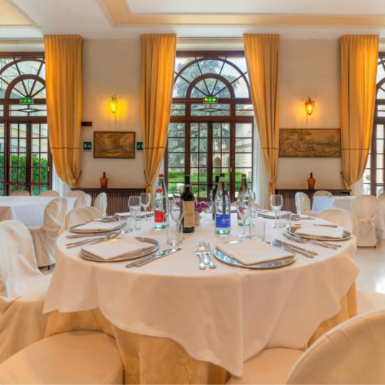 Grand Hotel Nuove Terme di Acqui ristorante