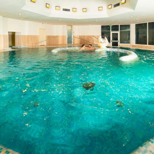 Grand Hotel Nuove Terme di Acqui spa termale